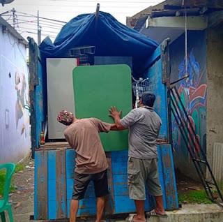 jasa sewa truk pindahan rumah surabaya