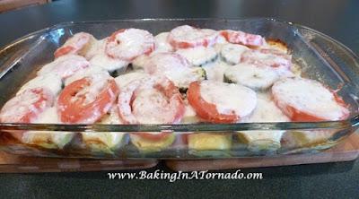 Squash Casserole | www.BakingInATornado.com | #recipe