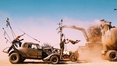 mad max fury road voiture