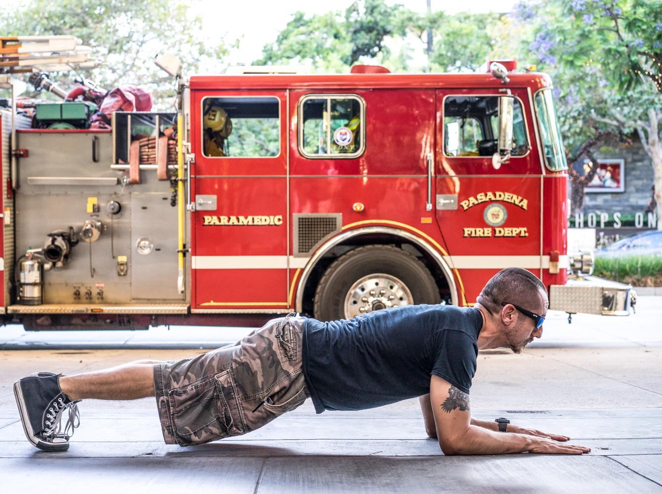 Pasadena Fitness Trainer Challenge