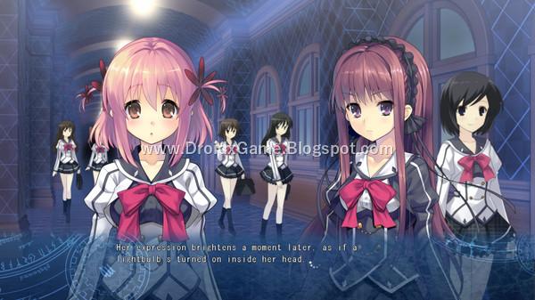 Download Game Visual Novel PC A Clockwork Ley-Line: The Borderline of Dusk