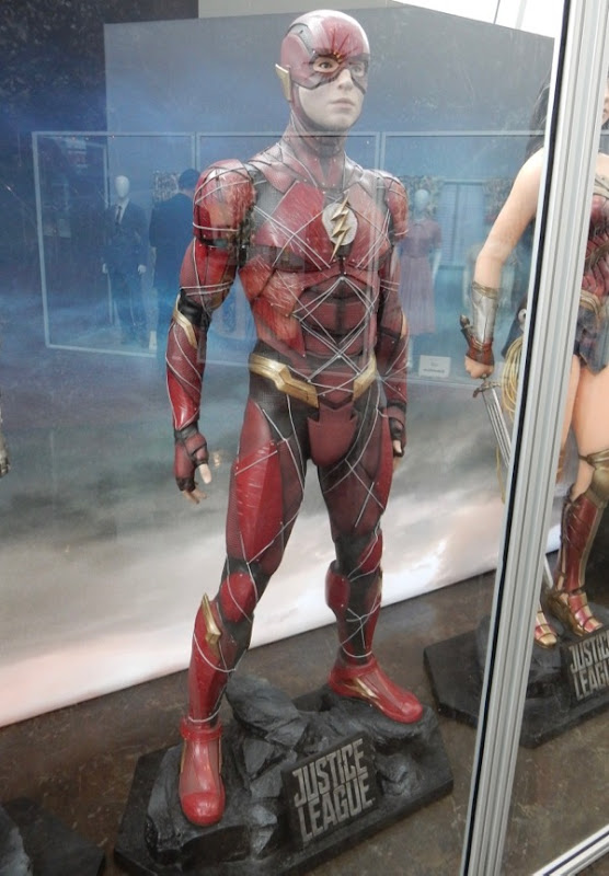 Justice League Flash costume
