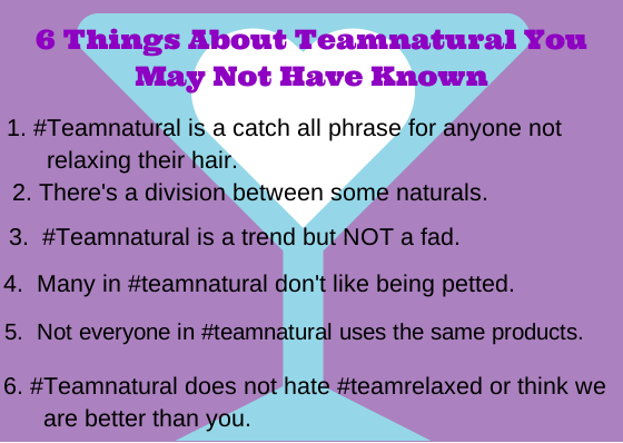 6 Things About Teamnatural You May Not Have Known