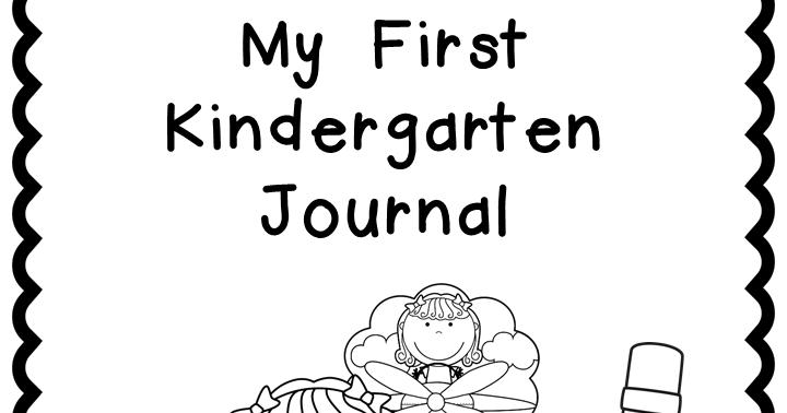 Kindergarten Celebration: FREE Journal Covers