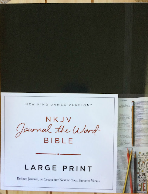 Not sure which Journaling Bible to get, check out this one.