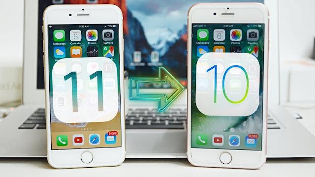 Cách hạ cấp thành công iOS 11 Public Beta 2 về iOS 10.3.2