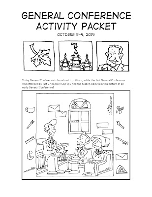 general conference 2014 coloring pages | Ward Cartoonist: Your October 2015 General Conference ...