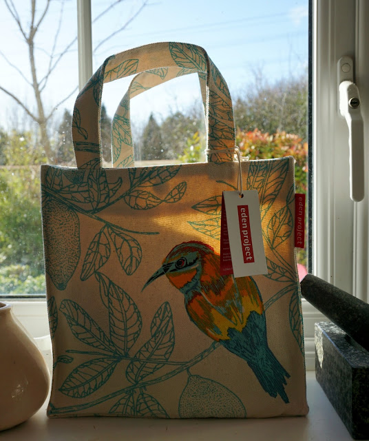 Ulster Weavers (Eden Project collection) tote bag - Carrie Gault 2018