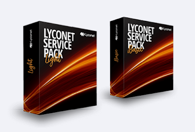 Lyconet Service Packs