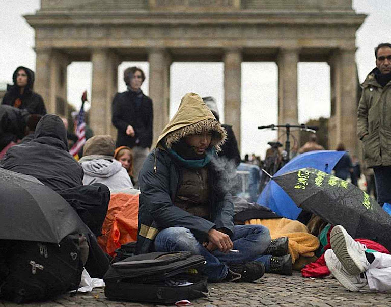 A Europa vai ficando irreconhecível habitada por outros povos não cristãos