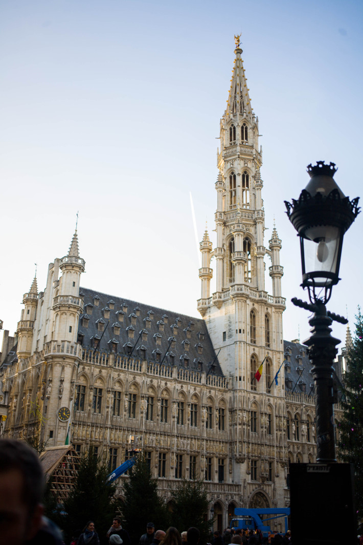 Travel: a day in Brussels