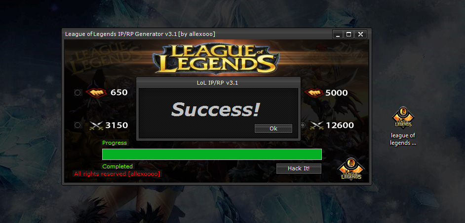 League Of Legends Scripts Free