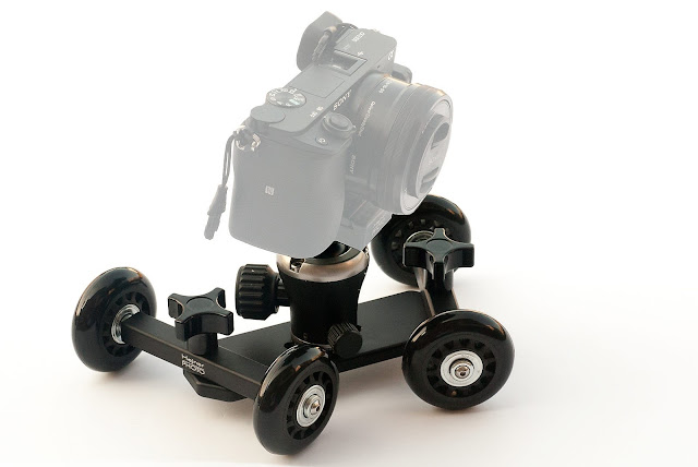 Hejnar Photo video Rover w/ camera