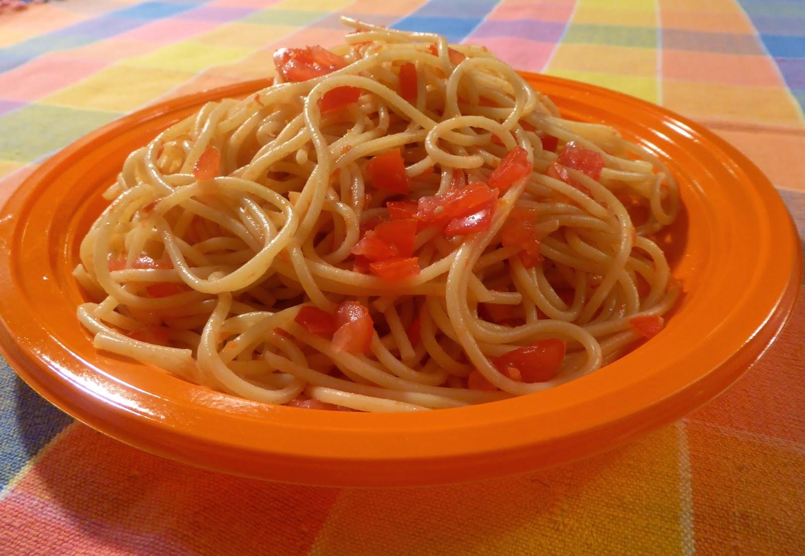 Pasta al pomodoro, Carlo Cracco