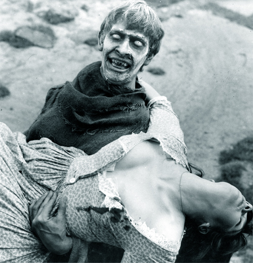 The Plague of the Zombies, 1966