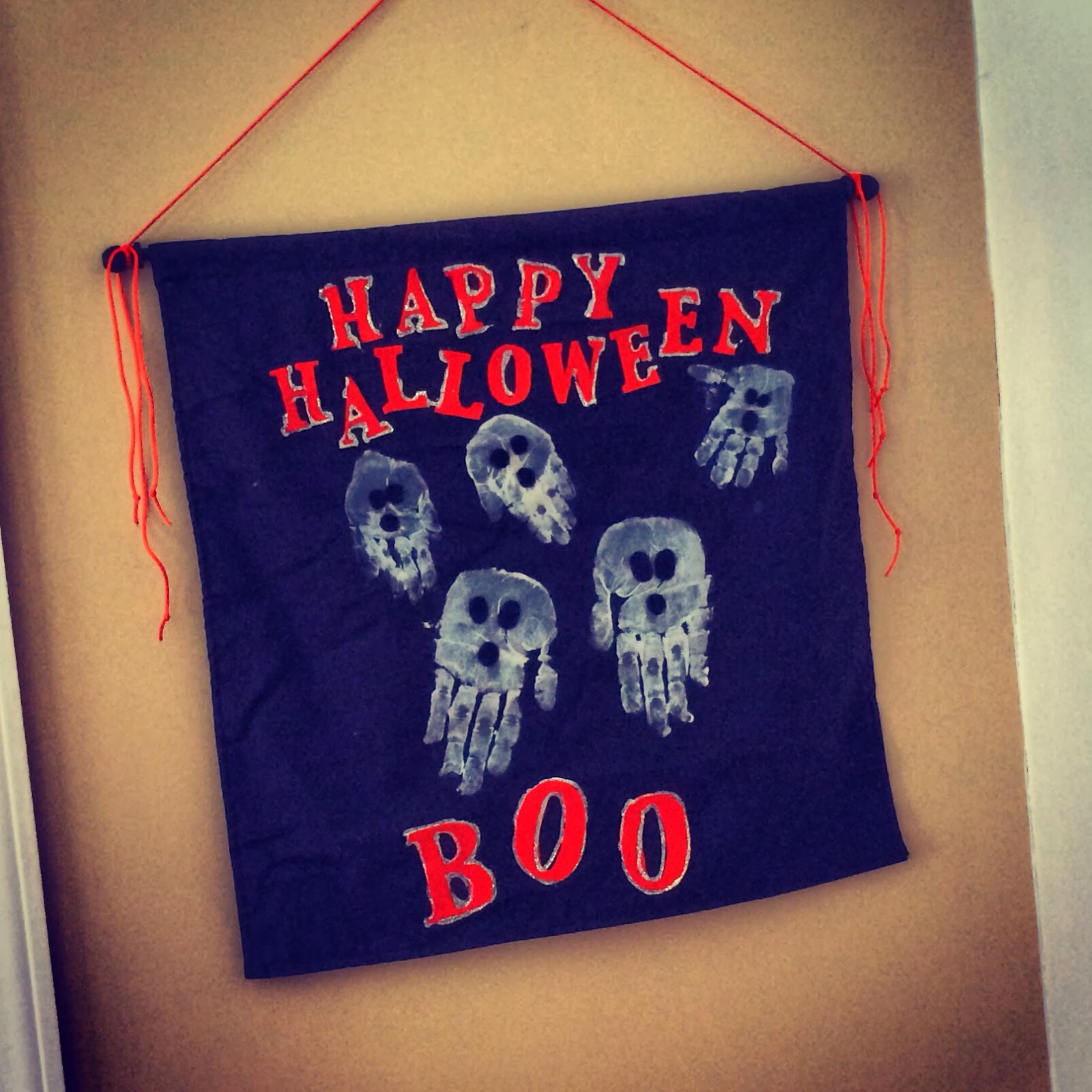 Halloween and Fall Home Decor | iloveitallwithmonikawright.com
