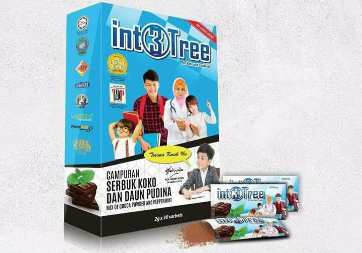 Int3tree Makanan Tambahan Bagus dan Terbaik Untuk Anak