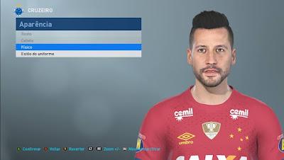 PES 2019 Faces Fábio by Lucas Facemaker