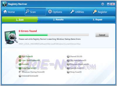 Registry Reviver 4.9.0.4 Full Terbaru