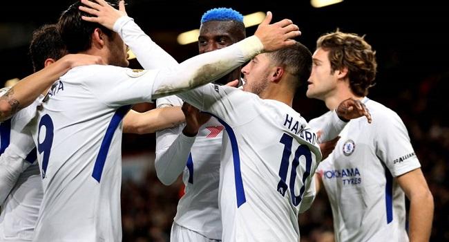 cuplikan gol bournemouth vs chelsea 0-1