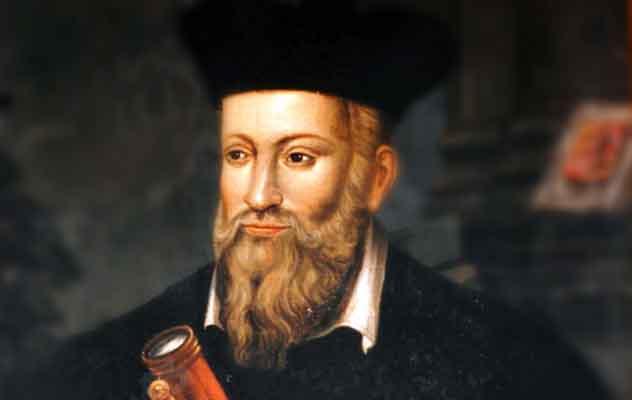 Mengerikan Ramalan Nostradamus Begini