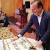 """Το μήνυμα του Δημάρχου Ιωαννίνων στην κοπή πίτας της παράταξης """"Ενότητα Πολιτών Νέα Γιάννενα"""""""