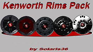 Rims Kenworth pack standalone for (1.22)