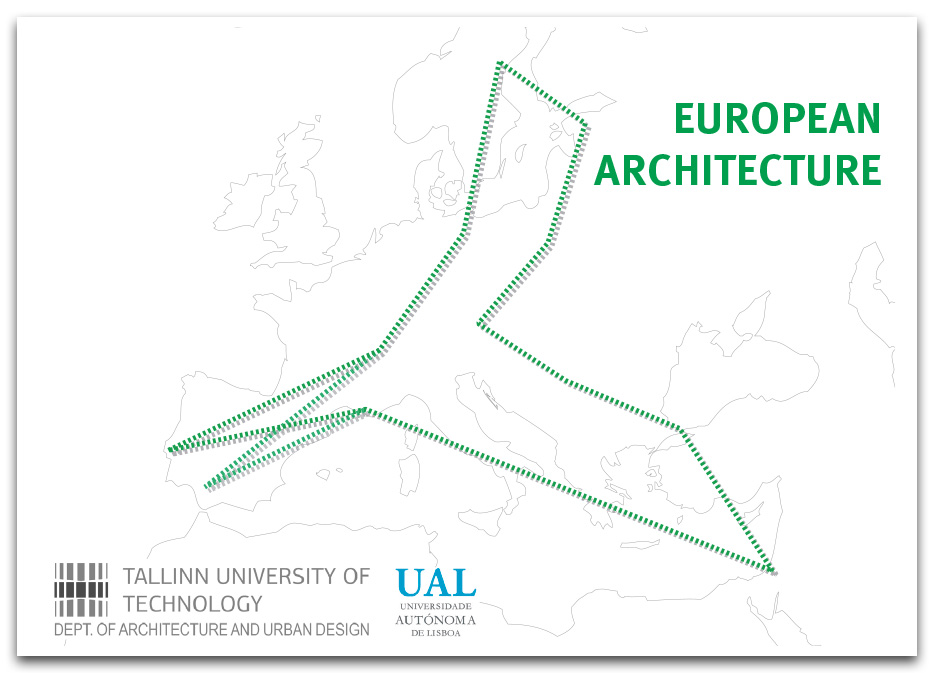European Architecture.  International Master's Programme | Reiseuni_lab ©jp3.de