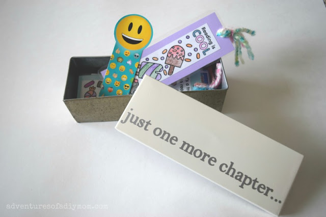 Bookmark Box