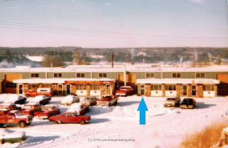 CN installation department in Prince George BC in 1974