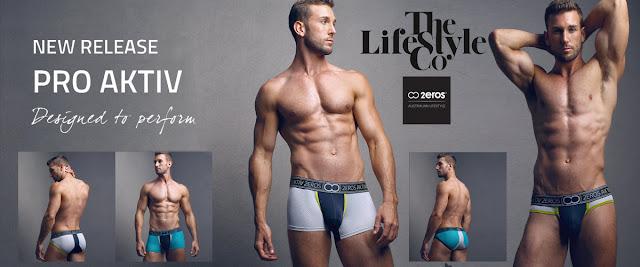 2Eros Pro Aktiv Underwear Collection Gayrado Online Shop