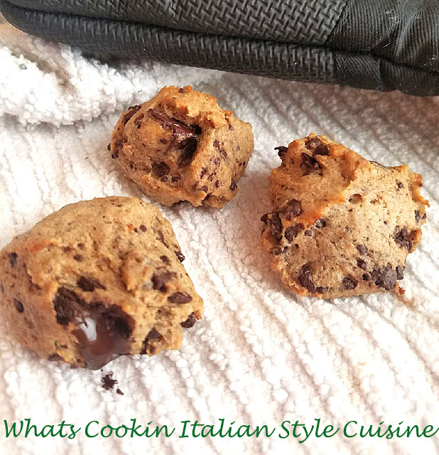 Diabetic Chocolate Chip Cookies