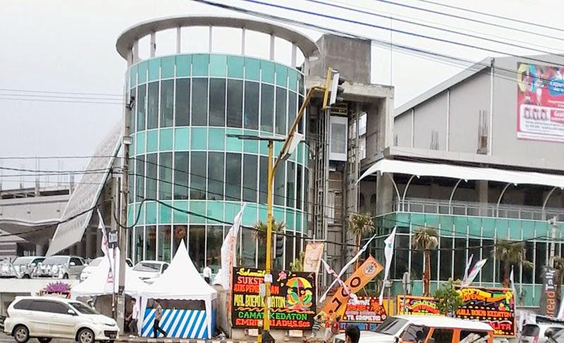 Wisata Belanja Mall Bumi Kedaton Lampung