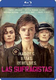 Las Sufragistas (2015) DVDRip Latino