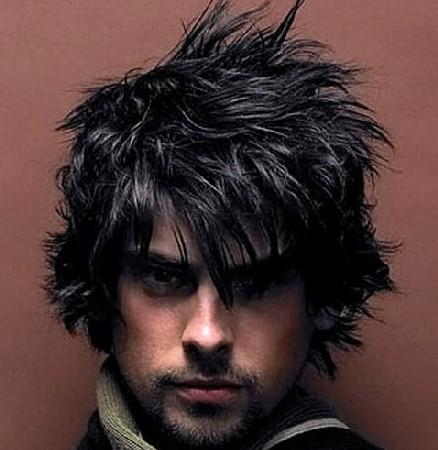 Model Rambut Pria Gemuk untuk Gaya Shaggy