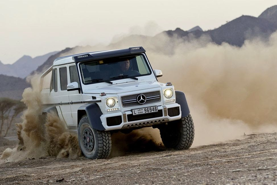 15+ Mercedes Benz G63 Amg 6X6 Wallpaper Gif