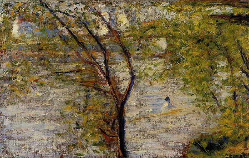 Georges-Pierre Seurat 1859-1891| French Post-Impressionist painter