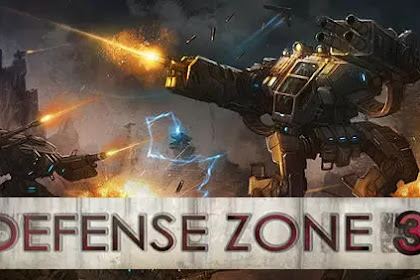 Download Game Android Defense zone 3 Apk