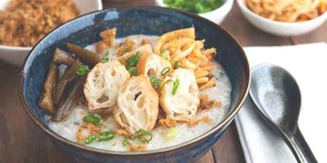 Bubur Ayam Cina
