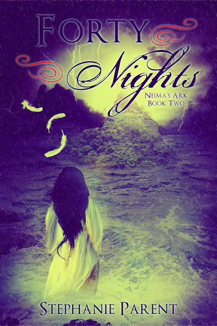 Forty Nights Cover Reveal !!!!!