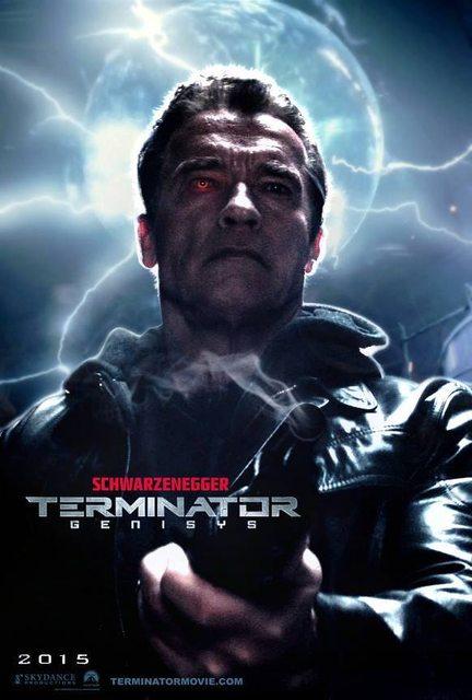 Terminator: Genisys (2015) ฅนเหล็ก : มหาวิบัติจักรกลยึดโลก