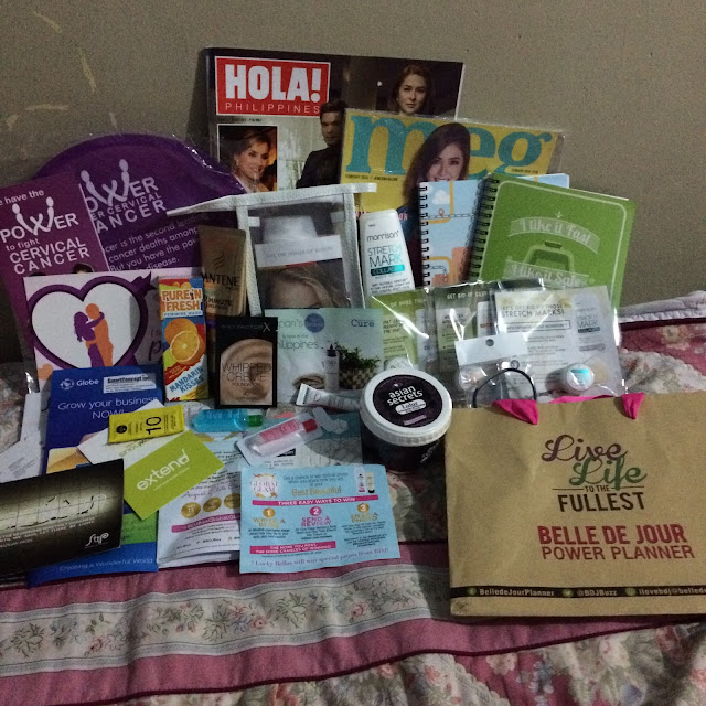 BDJ Box Beauty Social: Global Glam! Beautiful Day Bellas!