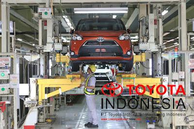 Lowongan Kerja Toyota Motor Manufacturing Indonesia