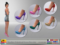 Madlen Makahari Shoes Recolor