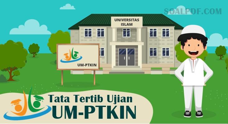Tata Tertib UM-PTKIN