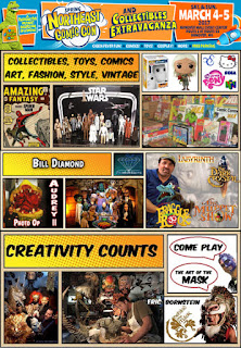 Northeast Comic Con & Collectibles Extravaganza - Spring Edition 2017