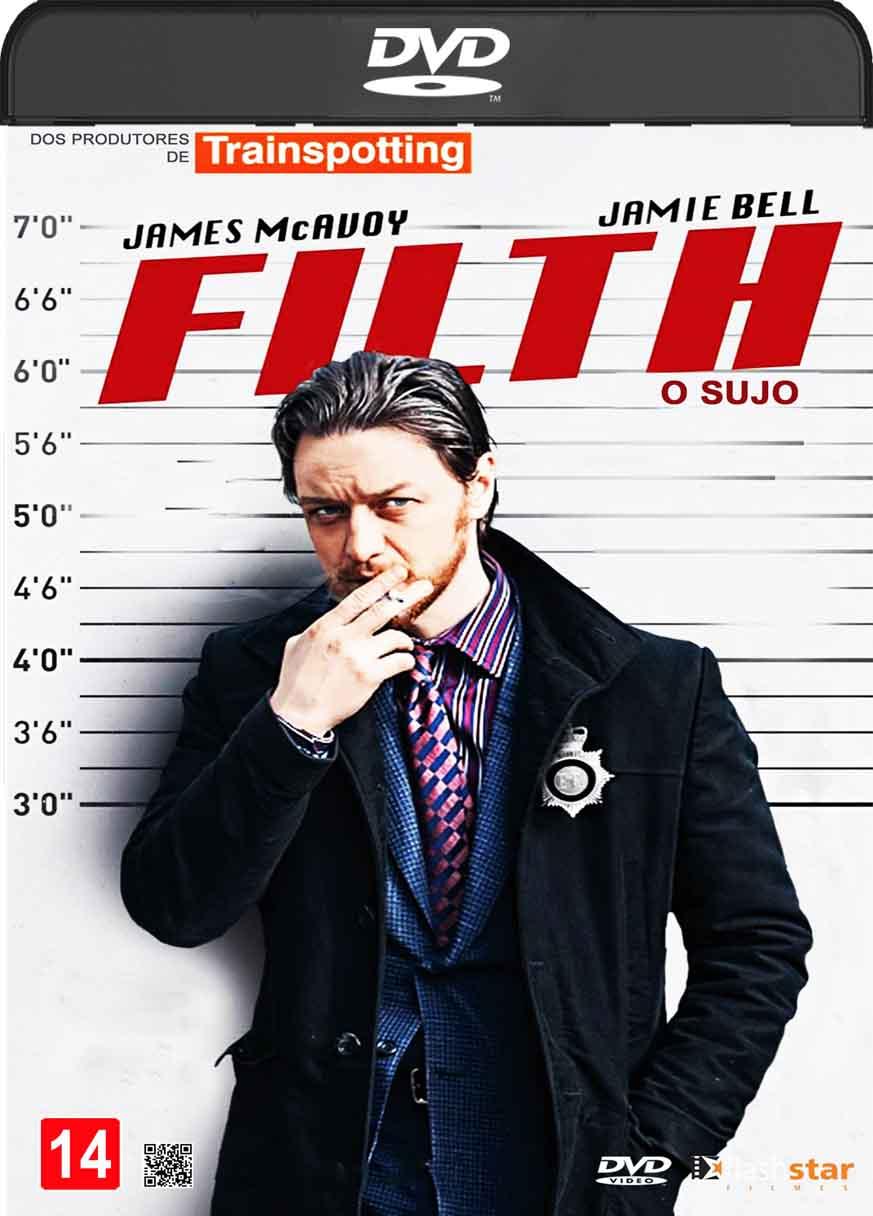 Filth (2016) DVD-R Autorado