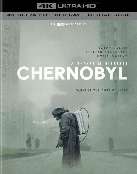 Official Announcement - Chernobyl SteelBook 4K UHD Release Date: December 1 (Warner Bros.)