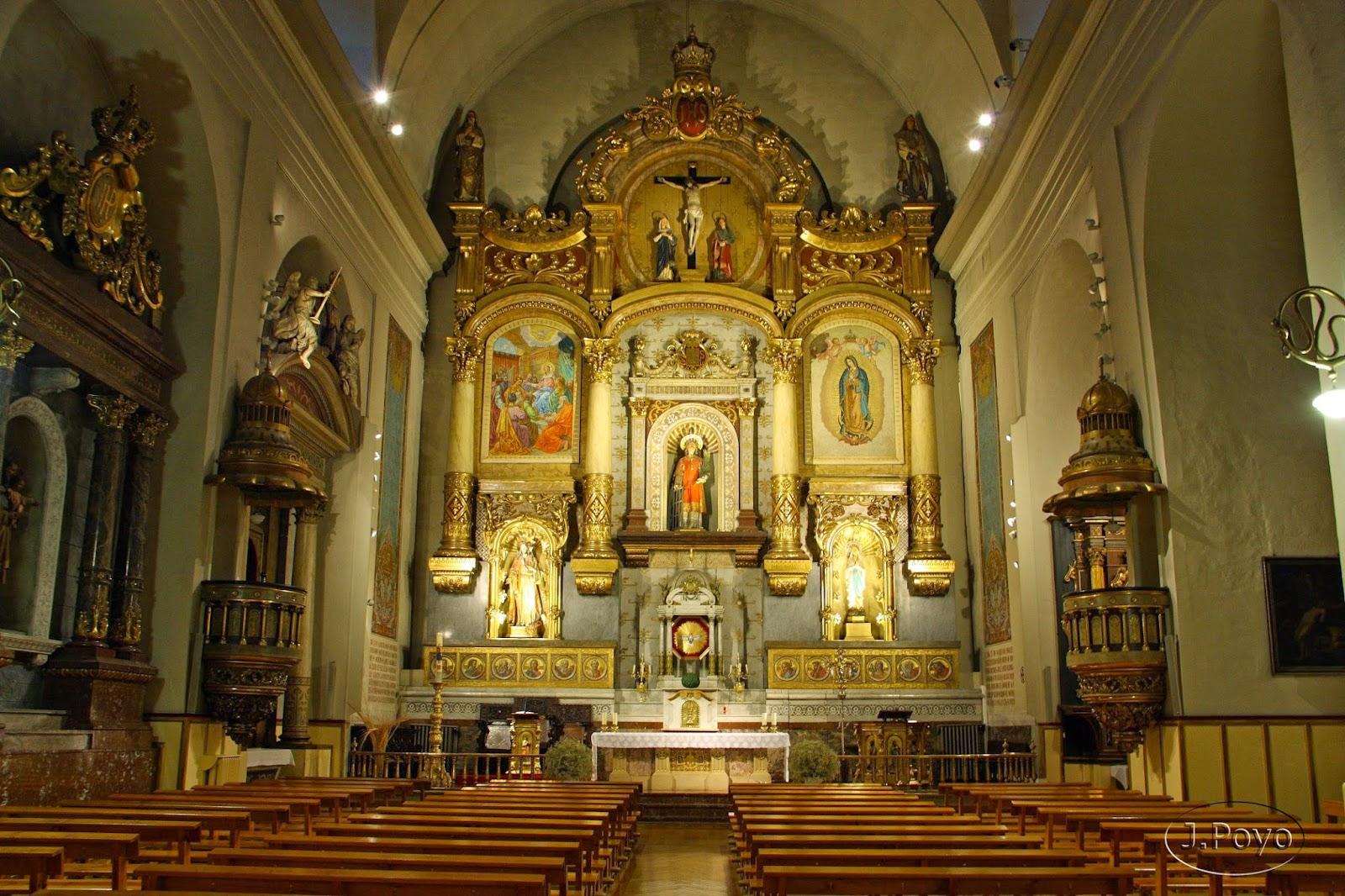 capilla de San Fermín de Pamplona