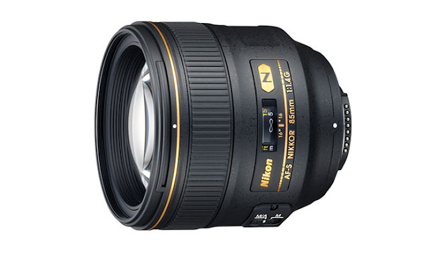 Nikon Nikkor 85mm f/1.4G lens for landscape and nature